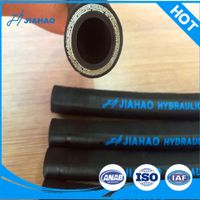 High Pressure Steel Wire Spiraled Hydraulic Hose/Oil Ressitant And Weather Ressitant Rubber Hose