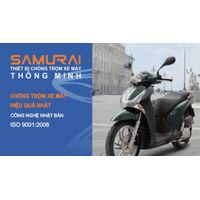 Smart Alarm Anti-theft motorcycle for worldwide use motorcycle tracker thumbnail image