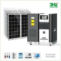 3KW Home Solar Power System(Off Grid)