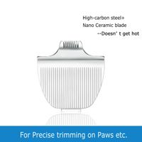 Cheap dog grooming blades for precise trimming on paws toes(528) thumbnail image