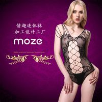 Sexy Hot Sexy Lingerie Mesh Teddy