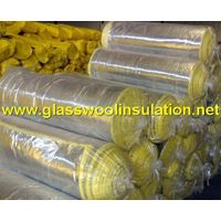 glass wool roll aluminum foil/glass wool blanket with foil