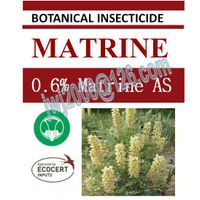 0.6% Matrine AS, biopesticide, organic insecticide, botanic, natural