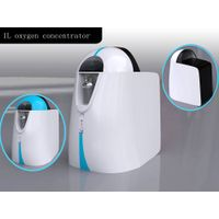 CE&ISO Electric Medical Portable Oxygen Concentrator, Mini Battery Oxygen Generator Machine for Home