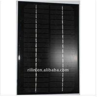 18V 3W Epoxy-resin solar panel