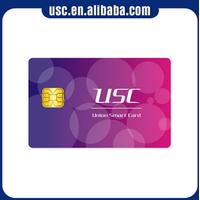 Factory price Direct Contact PVC IC CPU Card thumbnail image