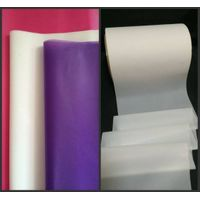 Raw material for sanitary napkin, back sheet pe film