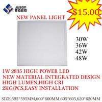 48W LED Panel Light Square Panel Ceiling Light 600*600