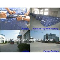Laminated PVC Tarpaulin for Truck Cover
