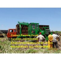 HY-7600 HY-8600 wheel sugarcane grab loader