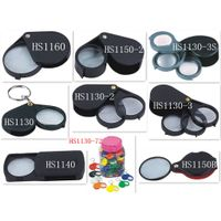 Promotion Pocket Folding Magnifier Loupe