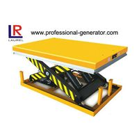 Heavy Duty Stationary Scissors Lift Platform Good Performance Materials Handling Equipment thumbnail image
