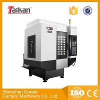 Taikan cnc precision vertical machining center T-V6