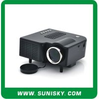 cheapest led mini projector with HDMI,USB,AV in (SMP28)