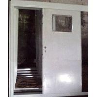 Epoxy Zinc Rich Primer Marine Sliding Door For Wheel Houses , Square Angle