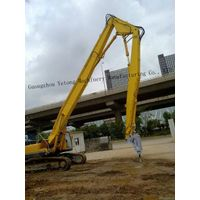 Construction Excavator Attachments Long Reach Boom And Stick For Hydraulic Breaker thumbnail image