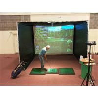 Golf Simulator; Indoor Golf