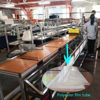 Mylar Film Forming Machine for polyester film bending thumbnail image
