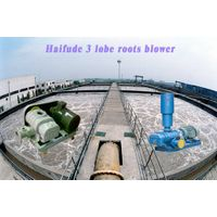 roots blower for sewage treatment