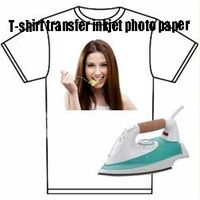 T-shirt heat transfer inkjet photo paper thumbnail image