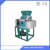 6F2235 capacity grain maize corn flour mill machine