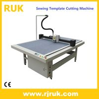 sewing template cutting plotter