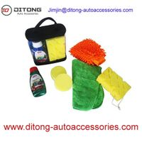 7pcs car cleaning combination tools kit
