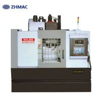 Nantong Modern Popular CNC Machine Center NVL600