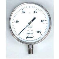 solid front Pressure Gauge. safety pattern pressure gauge, blow out back gauge, pressure gauge