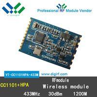 868 MHZ RF transceiver module cc1101