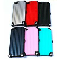 cute luggage mobile phone case for iphone 6