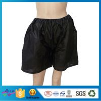 Nonwoven Disposable Men's Boxer Short