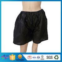 Nonwoven Disposable Men's Boxer Short