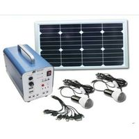 Small off-grid solar power/Home used solar generator thumbnail image