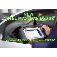 MaxiDAS DS708 Automotive Diagnostic System Automotive Maintenance Repair Service Diagnostic scanner