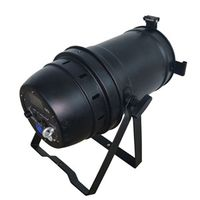 Dj Light, 200W 4in1 COB LED Par Can With Zoom (PHN035) thumbnail image