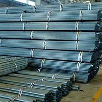 Welded Black Round Steel Pipe (ASTM A53/A53M-07; ASTM A500/A500M-07) thumbnail image