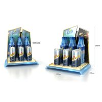 Customized high-end beverage plastic countertop display thumbnail image