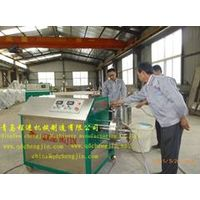 latex foam machinery