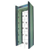 Walkthrough metal detector DH500C 18 Zones (LCD)