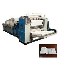 XY-BT-288 Full automatic V folding hand towel paper making machine thumbnail image