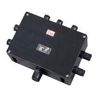 IP65 Grp Explosion Proof Junction Box For Hazardous Location Corrosion - Resistant