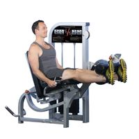 Leg Curl/Extension Gym Machines/Indoor Fitness Equipment Circuit Training