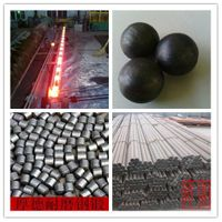 90MM B2 forged grinding media steel ball for copper mine