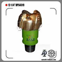 """CDHP PDC Bits 12 1/4"""" S123 HPS4319 PDC Drill Bits"""