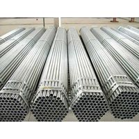 Pre-Galvanized Round Steel Pipe And Tubes