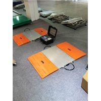 PORTABLE AXLE WEIGHING SCALE thumbnail image