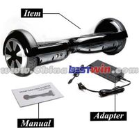 Hand Free Two Wheel Electric Balance Scooter thumbnail image