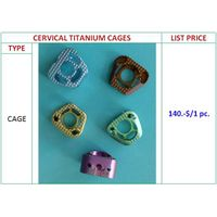 Cervical Titanium Cage