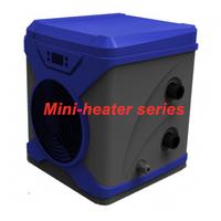 3kw-7kw Mini pool heat pump for above-ground pool heating